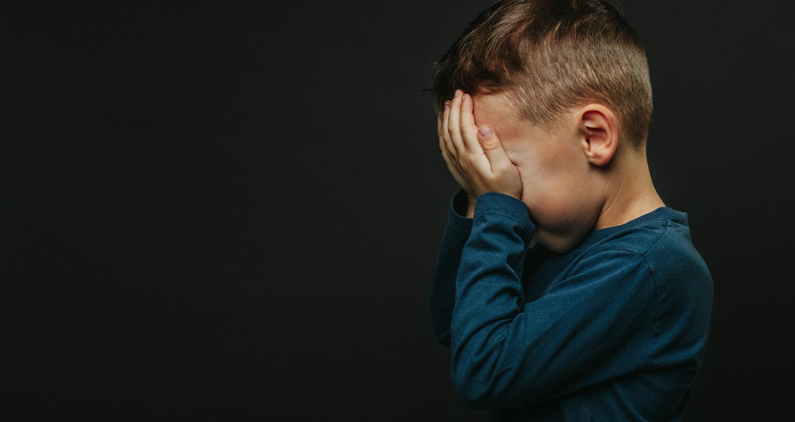 לחץ וחדרה אצל ילדים