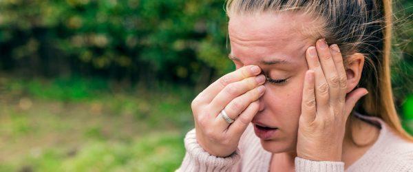 טיפול טבעי בסינוסיטיס