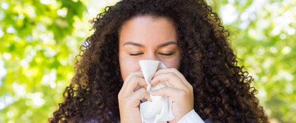 טיפול טבעי באלרגיה עונתית