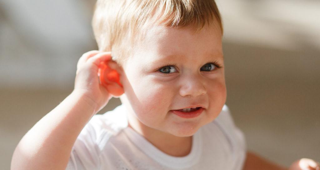 טיפול טבעי בדלקת אוזניים