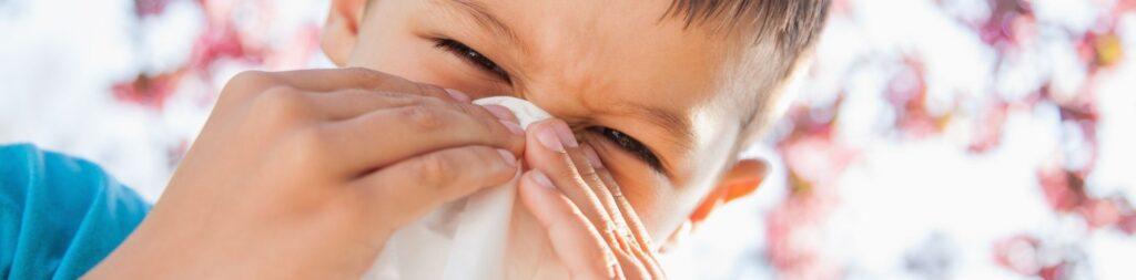 נזלת צבעונית וטיפול טבעי בנזלת צבעונית