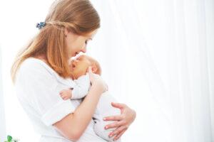 שחרור אחרי הלידה מבית החולים